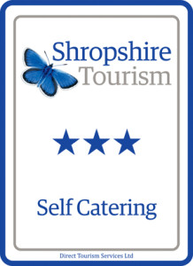 Bridgnorth Self Catering : Shropshire Tourism 3 Star Holiday Let